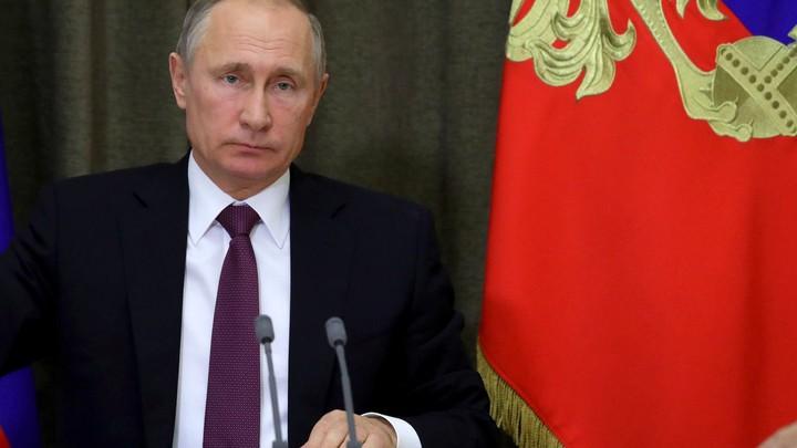 Путин: Государство надеется на помощь Церкви в образовании,воспитании, поддержке семьи