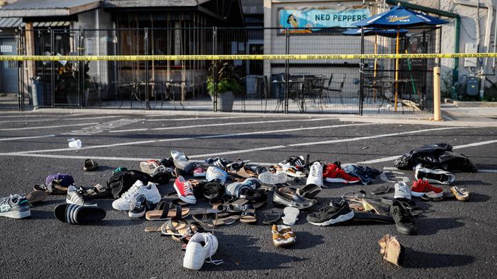 Три атаки за сутки: В США новая волна массовых расстрелов