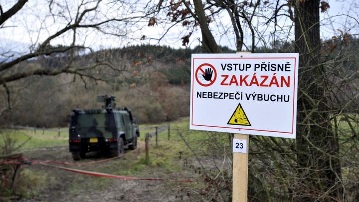 Агентов Кремля привёз владелец складов: В Чехии выдали новую версию взрывов