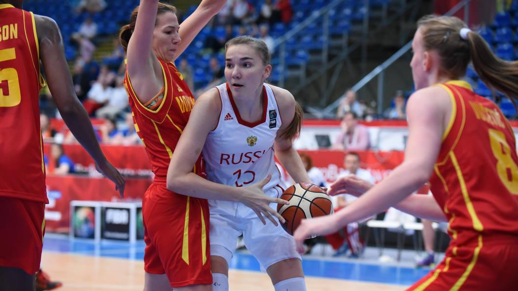 Вженской NBA сыграют две русские баскетболистки