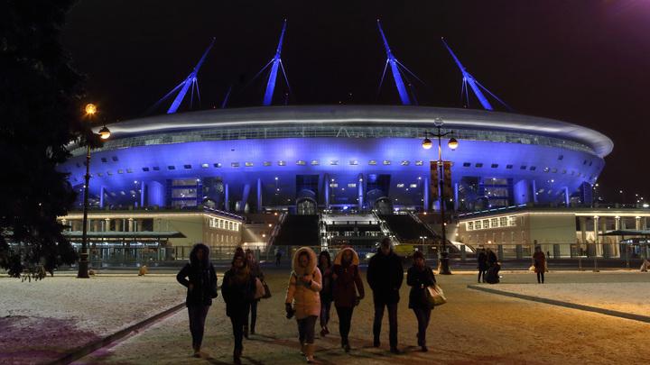Петербург готов принять матчи Евро-2020 из Рима, Бильбао, Дублина и Мюнхена