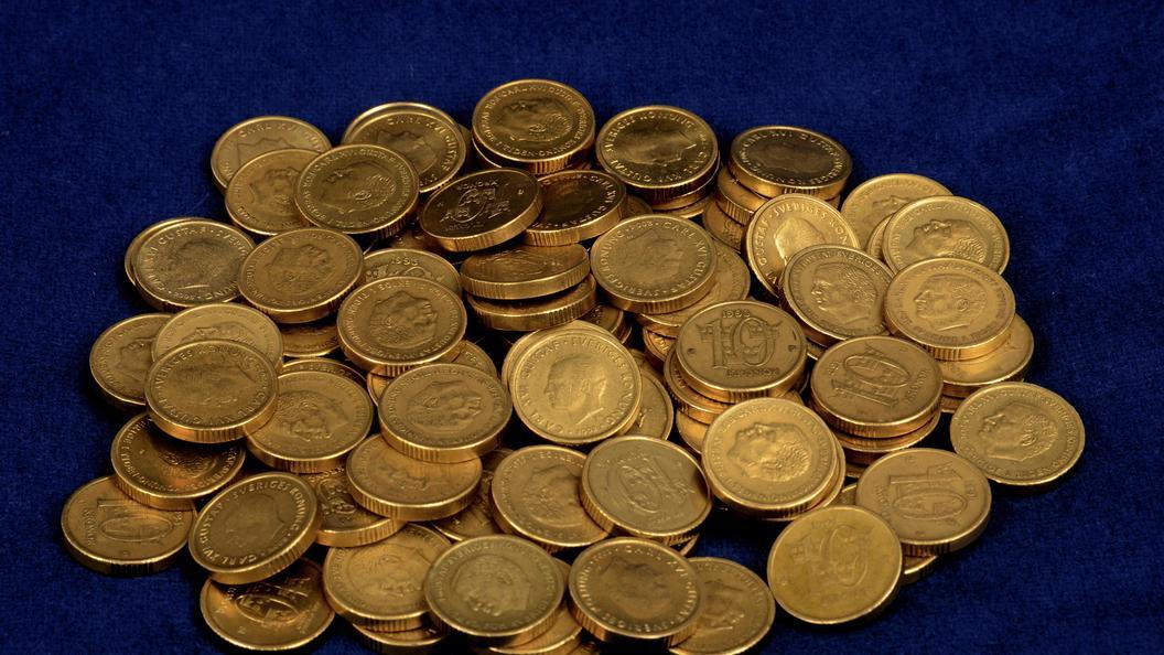 В обычной московской квартире обнаружился тайник с золотыми монетами времен Николая II