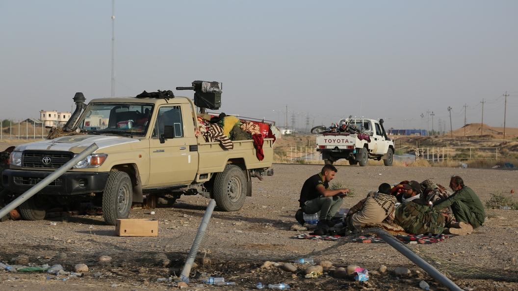 Врайоне Хавиджи найдено массовое захоронение жертв ИГИЛ— Ирак
