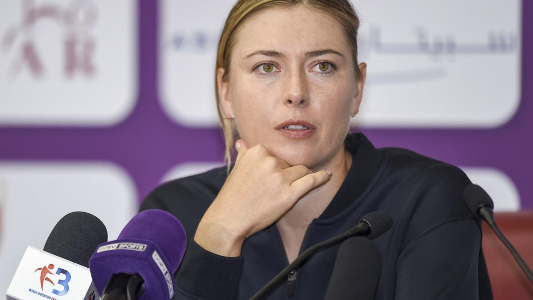 Шарапова пояснила, почему снялась стурнира WTA вМайами
