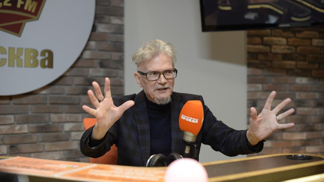 Ижевск Инфо: «Первый канал» снял сэфира интервью Познера сЛимоновым