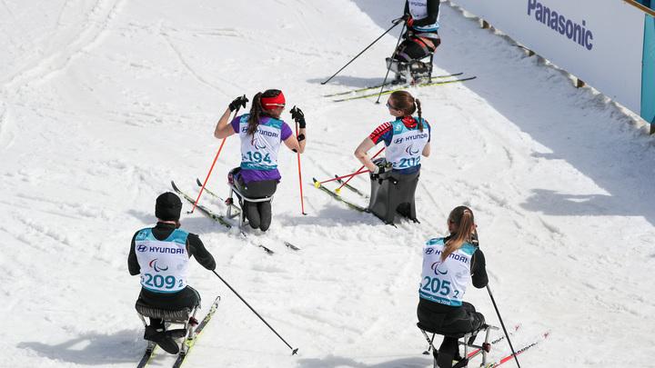 Паралимпийская команда России достойно боролась в усечённом и чистом составе