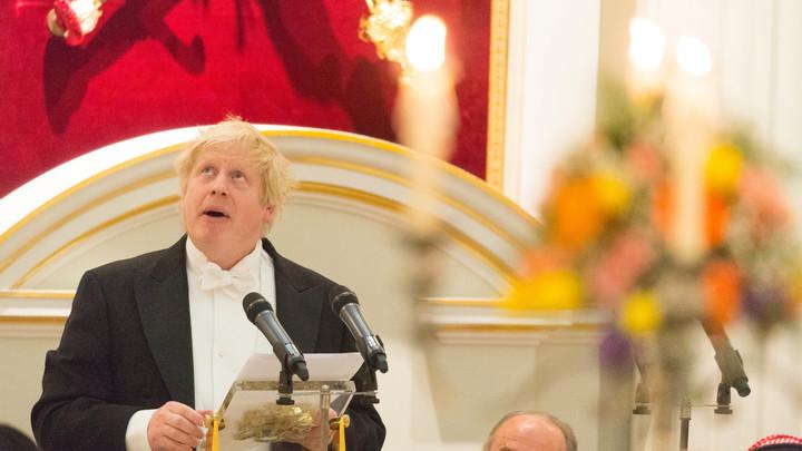 Джонсон потер потные ладошки: В Лондоне зубоскалят из-за новых санкций против России