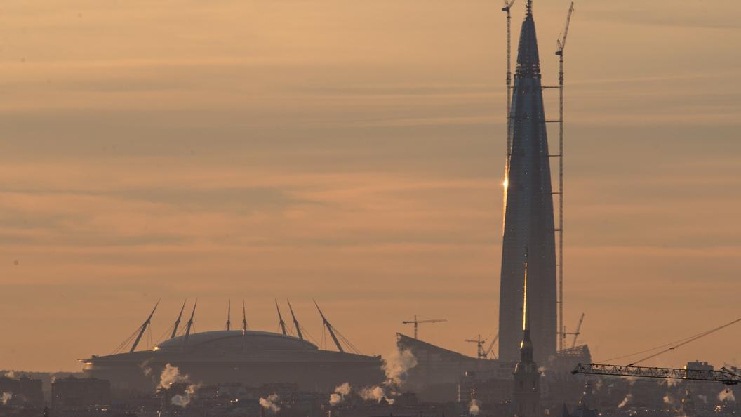 Туристы предпочли Северную столицу Москве
