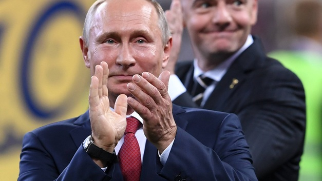 Путин пообещал иностранным болельщикам «спортивный безвиз» с Россией