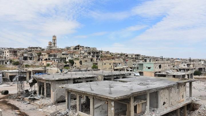 Россия разбила несколько групп террористов, атаковавших турков в Сирии