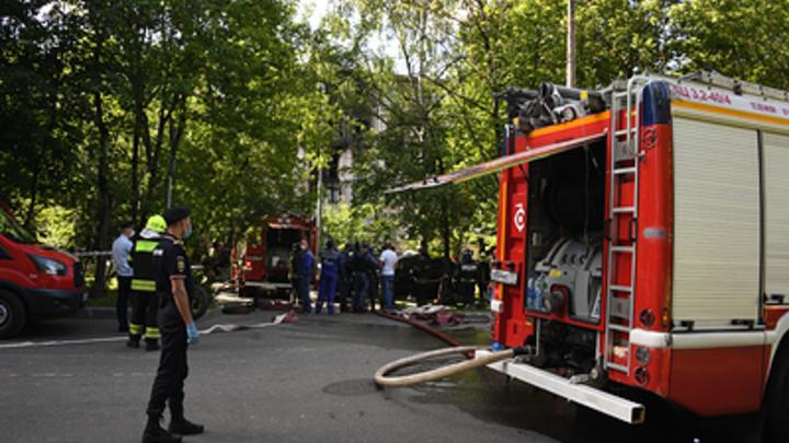 Кто устроил взрыв в московской пятиэтажке? Версия соседей