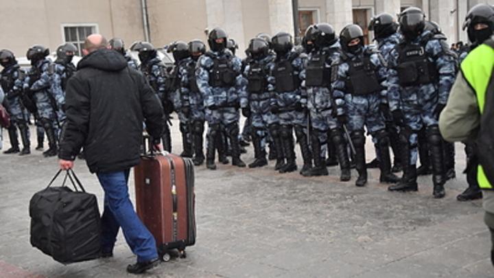 Депутат Госдумы предложил Колокольцеву новое наказание для иностранцев-провокаторов