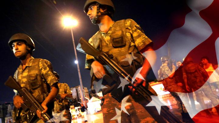 10 тайных организаторов проамериканского мятежа в Турции