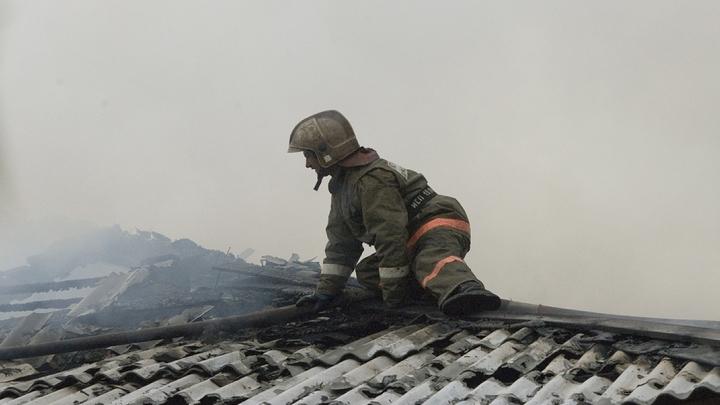 Устаревшее оборудование: Патрушев озвучил свою версию причины пожара газопровода в Мытищах
