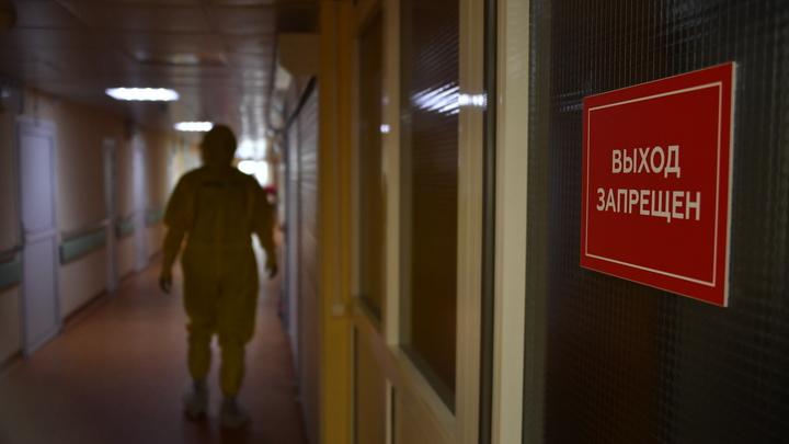 В Новосибирской области число больных COVID-19 в реанимации достигло 100 человек