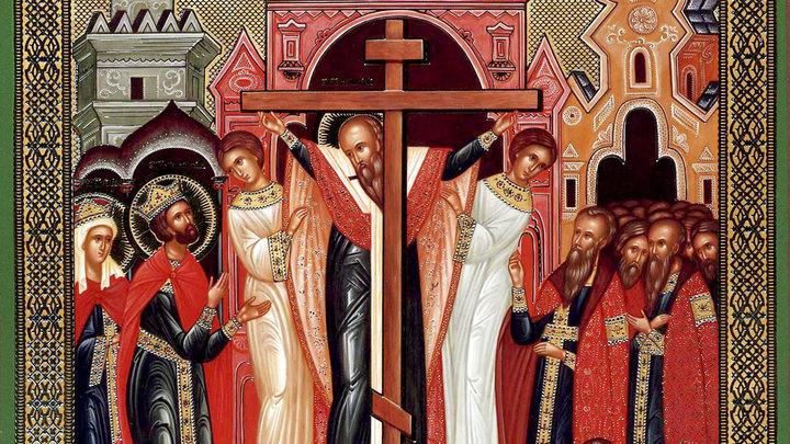 Александр Дугин: С Крестом мы непобедимы