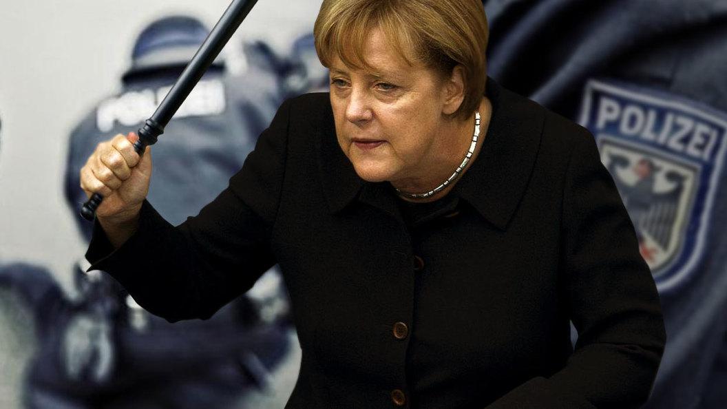 Демократия по-немецки: В домах консервативных политиков проводят обыски