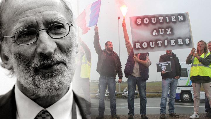 Эммануэль Леруа: Изнасилование в Кале говорит о том, что Франции пора выходить из ЕС