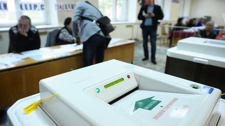 В ЦИК России объяснили данные из будущего по явке избирателей в Тульской области