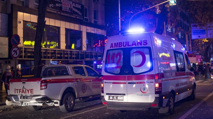 Люди под завалами, число жертв растёт: На востоке Турции произошло мощное землетрясение