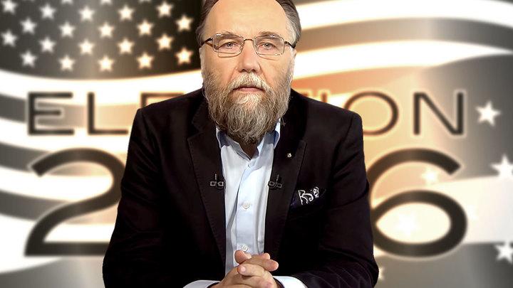 Александр Дугин: Трамп победил - мы оказались правы