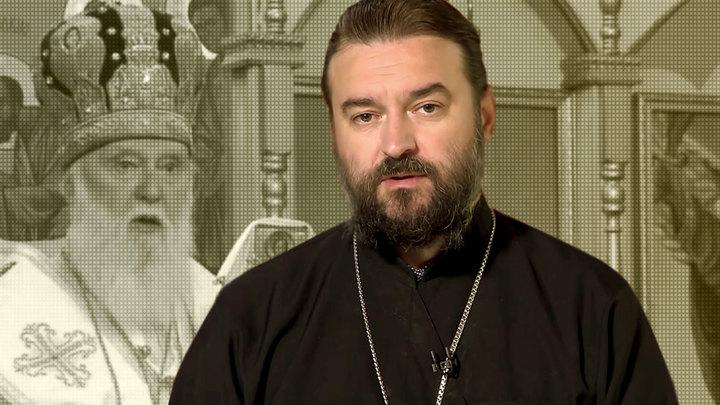 Лже-патриарх Денисенко - служитель Сатаны