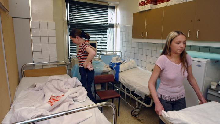 Москва приняла на лечение тяжелобольных детей из Крыма