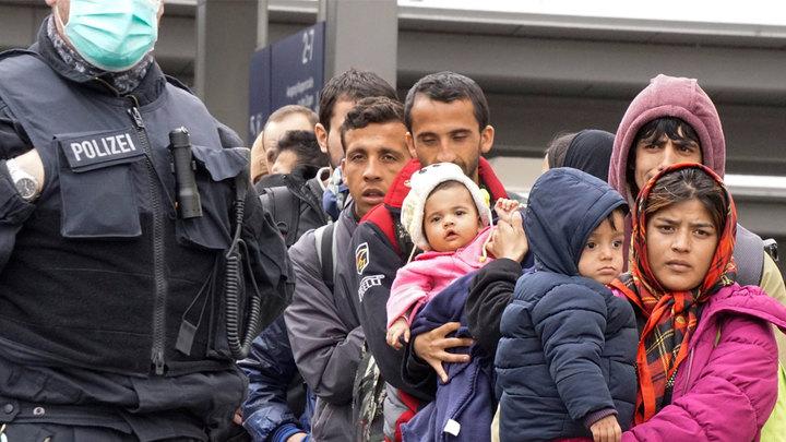 Германии и Европе грозит миграционный кризис беспрецедентных масштабов