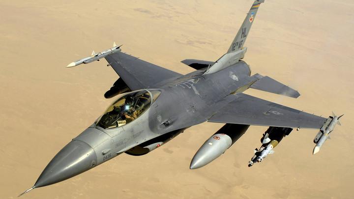 Вот это фейк! Русские женщины запугивают голландских пилотов F-16 - De Telegraaf