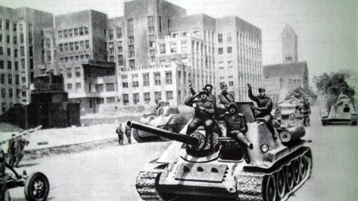 Из Минска виделся Берлин: Минобороны рассекретило документы к 75-летию освобождения белорусской столицы