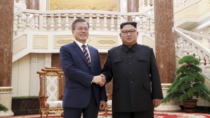 «Военные учения - прекратить, ядерный реактор - закрыть»: Стали известны подробности соглашения КНДР и Южной Кореи