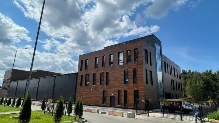 В Красногорске открыли ФОК с двумя ледовыми аренами
