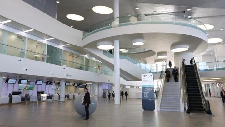 Угроза разрушения здания самарского аэропорта оказалась фейком