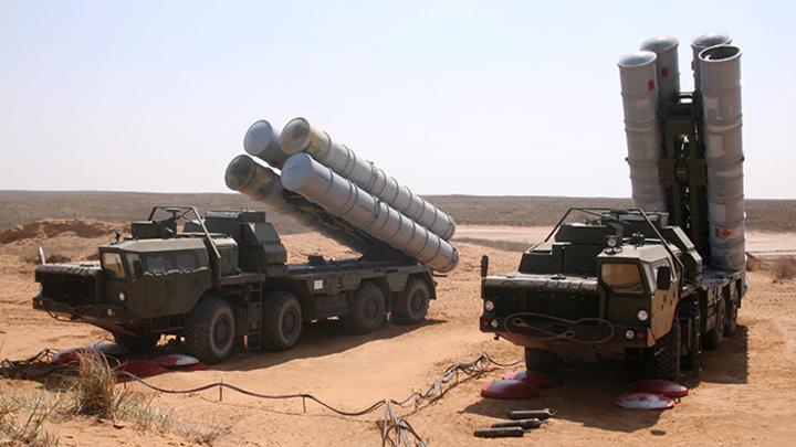 Русские С-300 в Сирии против израильских «беспилотников-камикадзе»