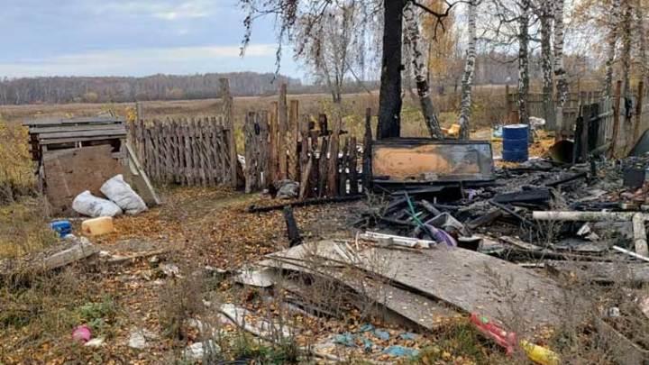 Родителей троих погибших при пожаре под Новосибирском детей отпустили на свободу