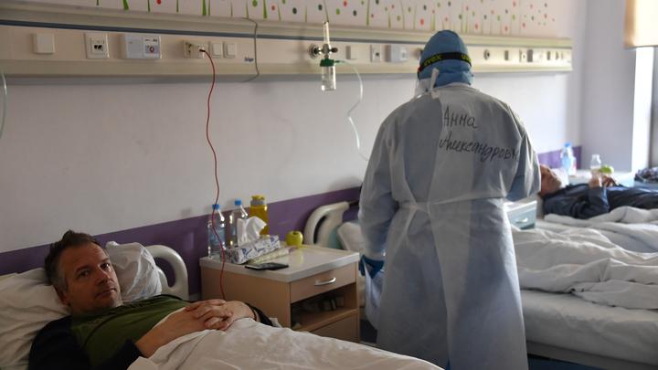 В Подмосковье развернут 950 дополнительных коек для ковидных пациентов