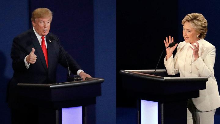 Итоги финальных дебатов Трампа и Клинтон: Экспертная оценка