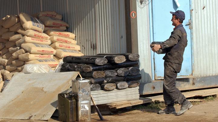Киев запретил ввозить из России цементный клинкер и рассчитывает на импорт из ЕС