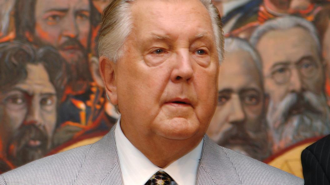 Прощание с живописцем Ильей Глазуновым пройдет встаром соборе Сретенского монастыря