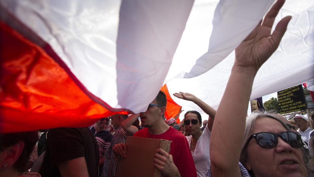 Польша не считает санкции Еврокомиссии серьезной угрозой