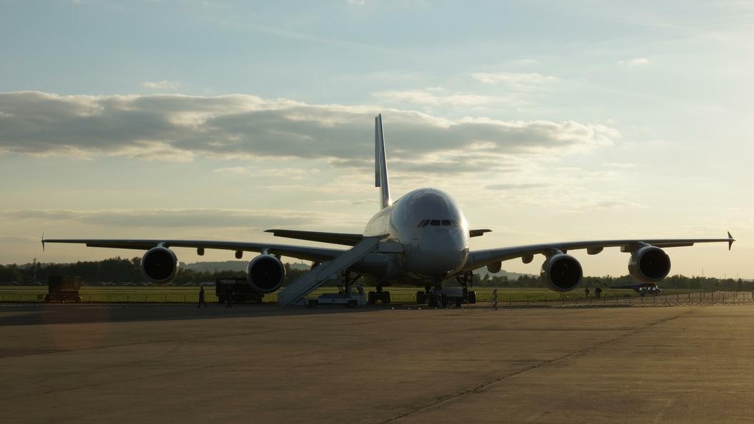 Россия ограничила полеты Грузинских авиалиний
