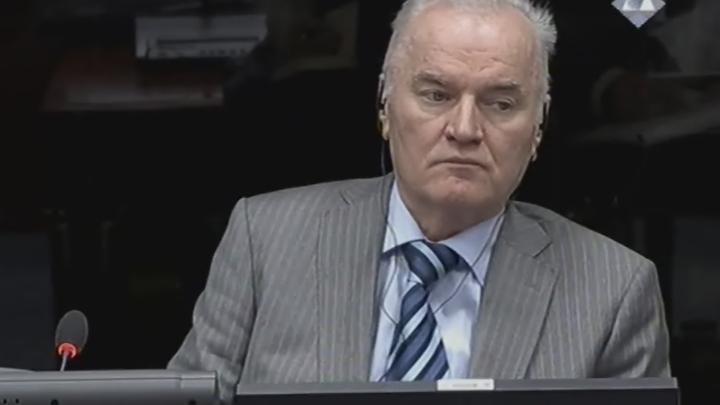 Гаагский трибунал признал виновным в геноциде подставленного глобалистами генерала Младича