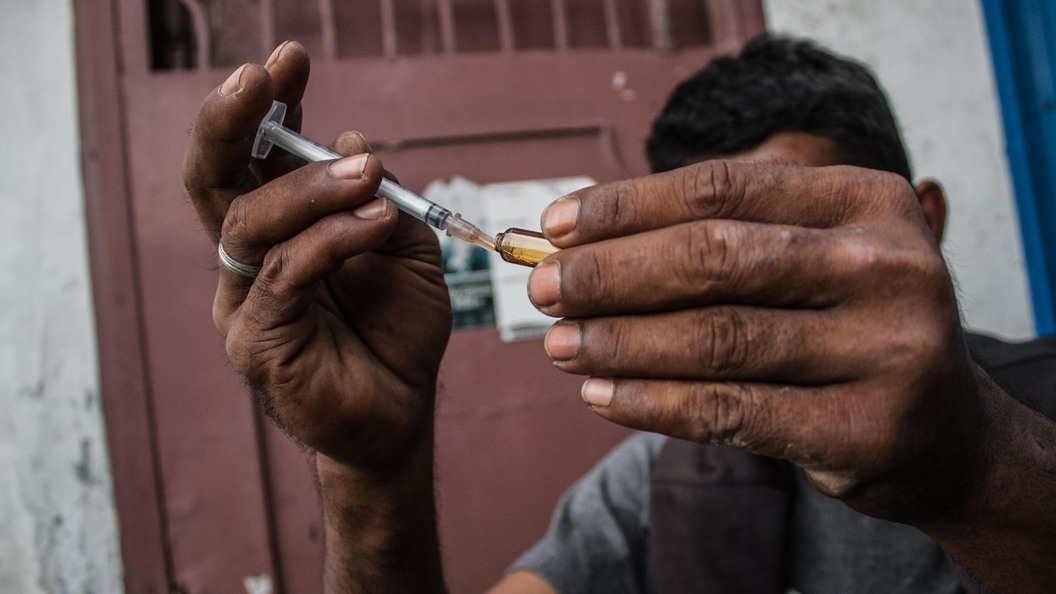 ООН: Около 5% населения мира регулярно принимают наркотики