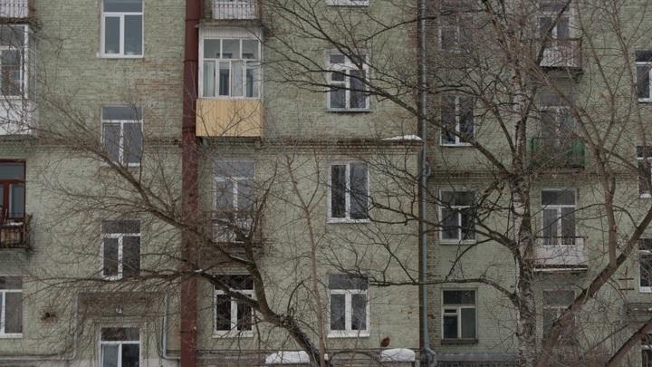 СК возбудил уголовное дело после обрушения дома в Ижевске