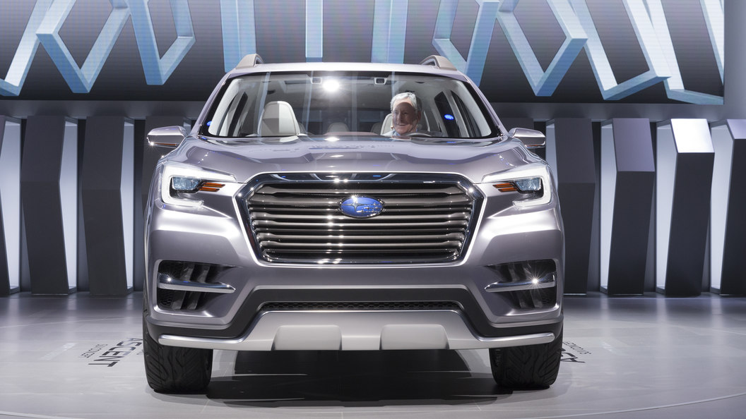 Subaru готовит для Европы японский автомобиль года