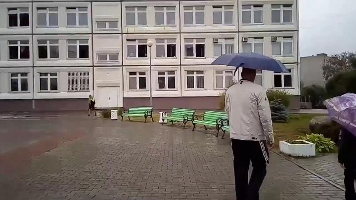 Росгвардия: Охранник ивантеевской школы работал нелегально