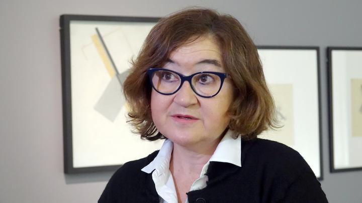 Глава Третьяковки Трегулова отделалась выговором за кражу картины Ай-Петри. Крым
