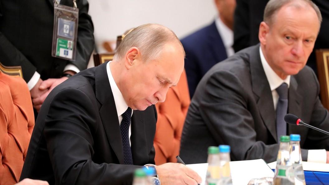 Секретарь Совбеза непосчитал санкции США барьером для международной деятельности