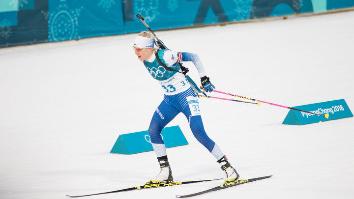Кайса Мякяряйнен отказалась бойкотировать этап Кубка мира в России