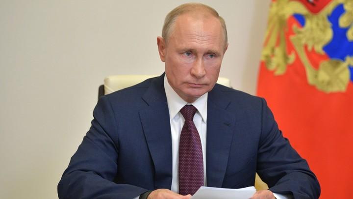 Это абсолютно недопустимо: Путин раскритиковал Конституцию СССР за мину замедленного действия